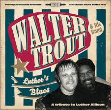 <b>Walter Trout</b> - '<b>Luther's</b> Blues' Album Review | SonicAbuse