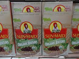 shenson corned beef round sun maid organic california raisins organic farro perlato costco