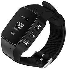 <b>Elderly Smart Watch</b> with Dual Way Call SOS <b>Anti</b>-<b>Lost</b> GPS ...