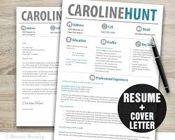 teacher resume resume template resume cover letter template cv template instant resume teacher resume template