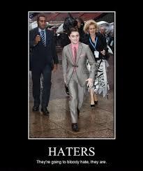 Daniel Radcliffe 'Miffed' Over Harry Potter Oscar Snub   SMOSH via Relatably.com