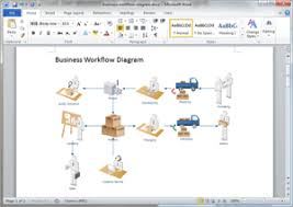 free workflow diagram templates for word  powerpoint  pdfword workflow diagram template
