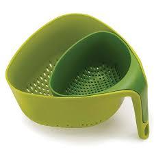 Набор дуршлагов <b>Joseph Joseph Nest</b> зеленый <b>40093</b> ...