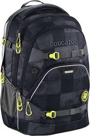 <b>Рюкзак</b> Coocazoo ScaleRale <b>Marble</b> Check черный/серый купить в ...