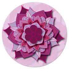 Коврик для мышки (круглый) Круглый <b>Sacred</b> flower #2478986 от ...