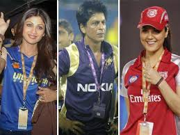 The ipl-bollywood connection