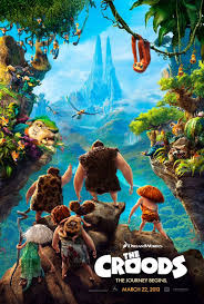 FREE Advanced Screening of THE CROODS