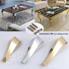 2Pcs Stainless Steel <b>Shiny Gold Furniture Bath</b> Tea Coffee Stool Bar ...