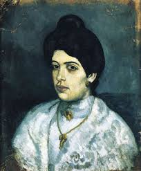 Image result for early picasso portraits