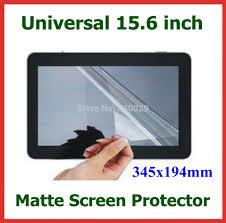 "5pcs 15.6"" <b>Matte Protective Film</b> for Laptop PC LCD <b>Monitor</b> ..."