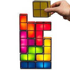 <b>Tetris</b> Night <b>Light</b> – Brighten Ave