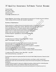 resume examples quality control