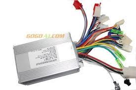 GOGOA1 <b>BLDC</b> Motor Controller with Anti Theft 36V/<b>48V</b> 250W ...