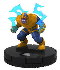 Image result for heroclix Thanos