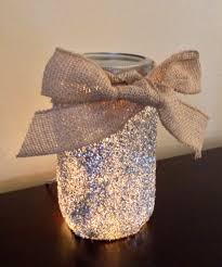 jar crafts home easy diy:  already wrapped for holiday cheer
