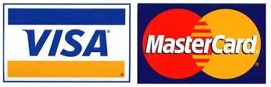 Risultati immagini per carta di credito visa mastercard