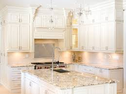 Small Picture Wonderful White Kitchen Cabinets with Granite Countertops Design