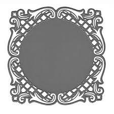 <b>Circle</b> Irregular Figure Lace <b>Frame</b> Metal Cutting Dies for ...
