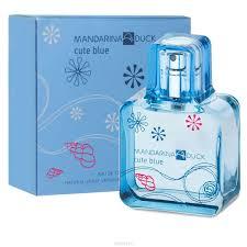 MANDARINA DUCK <b>Cute Blue Woman</b> EDT 30 ml <b>туалетная</b> вода ...