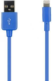Кабель <b>Prolife USB-Lightning 8pin blue</b> - отзывы покупателей ...