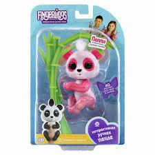 <b>Игрушка Fingerlings интерактивная панда</b> в ... - купить с ...
