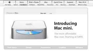 Apple's <b>Mac mini</b> is the <b>little Mac</b> that could, 15 years later ...
