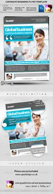 corporate business psd flyer template by quickandeasy graphicriver corporate business psd flyer template corporate flyers