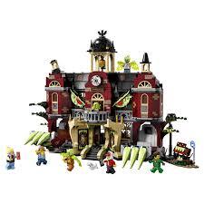 Конструктор <b>Lego Hidden Side Школа</b> с привидениями Ньюбери ...