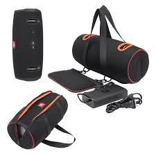 LEORY <b>Portable Travel</b> Carrying Speaker <b>Storage Case</b> For JBL ...
