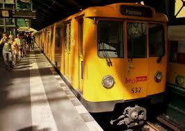 Ligne 2 du métro de Berlin