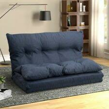 <b>Adjustable Fabric Folding Chaise</b> Lounge Sofa Chair Floor Gaming ...