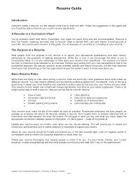 a very good resume format cipanewsletter cover letter example of a good resume format example of a good