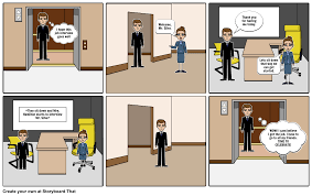interview storyboard storyboard by ceeffe choose how to print this storyboard