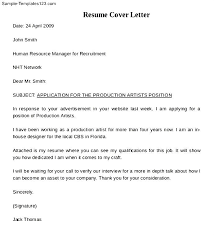 letter example simple resume cover  seangarrette cosimple resume cover letter example simple resume cover letter example