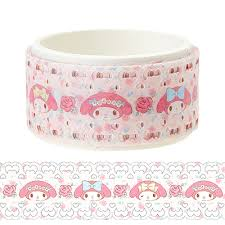 Buy Sanrio My Melody Lace <b>20mm</b> Paper Deco Tape Roll at ARTBOX