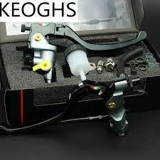 <b>KEOGHS Universal</b> 22mm 7/8'' <b>Motorcycle</b> Brake Master Cylinder ...