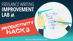 lance writing improvement lab productivity hacks to write lance writing improvement lab 7 productivity hacks to write faster