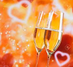 """Résultat de recherche d'images pour """"image flûte à champagne et coeurs"""""""