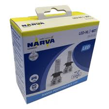 <b>Лампа NARVA</b> H7 <b>Range Performance</b> LED 12/24V (PX26d) 6500K ...