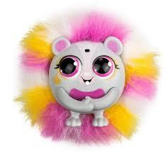 Интерактивная игрушка <b>Tiny Furries</b> Popcorn (<b>разноцветный</b> ...