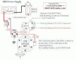 basic wiring 101 getting you started jeepforum com while in this one the oil pressure switch activates the low current power to the relay while the manifold temperature switch controls the ground to the