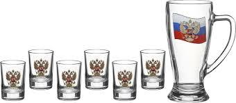 """<b>Набор дорожный</b> Декостек """"Вестерн. <b>Герб</b> на флаге"""", 7 ..."""
