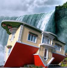 <b>Upside Down House</b> - Niagara Falls - <b>Home</b> | Facebook