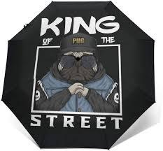 Street Art No Rules Automatic Umbrella Anti Uv ... - Amazon.com