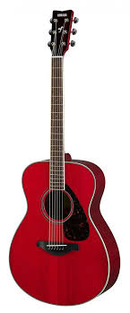 <b>Акустическая гитара Yamaha FS820</b> RR