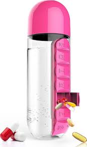 <b>Бутылка органайзер</b> Asobu In style (<b>0</b>,<b>6</b> литра) розовая, шт ...