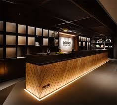 the lighting under the bar looks really cool you gotta have some lights on the bar and on the wall behind it bar lighting design