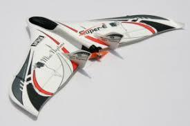<b>Радиоуправляемый самолет Techone</b> Mini Neptune KIT (черный ...