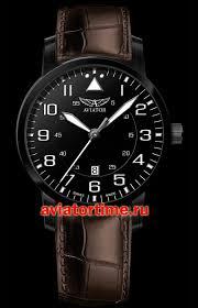 Швейцарские наручные <b>мужские часы AVIATOR V</b>.<b>1.11.5.036.4</b> ...