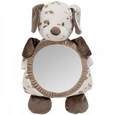 Зеркало для контроля за ребенком <b>Nattou</b> Наттоу Mirror for car ...
